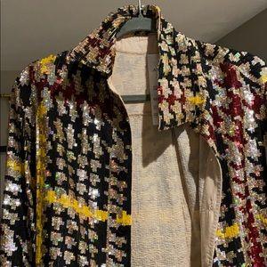 Ashish sequin blazer